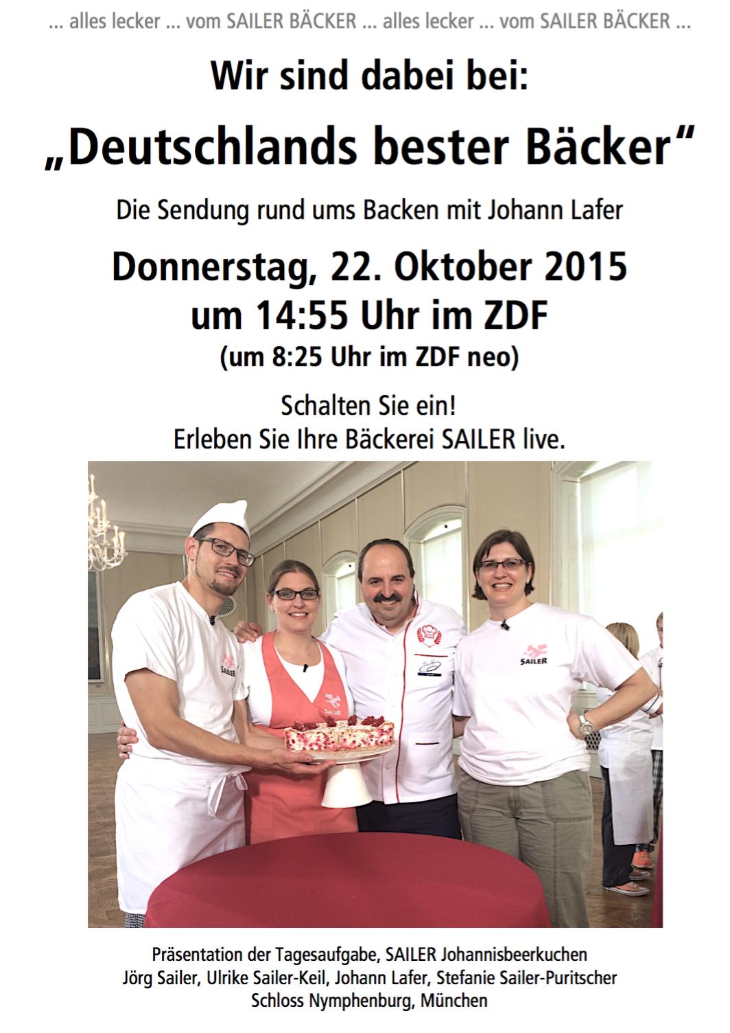 DBB Plakat