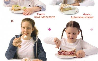 Unser Kuchentäschle – 6 Stück Kuchen Ihrer Wahl